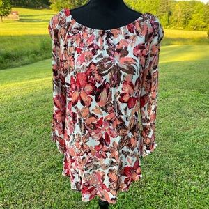 Lucy Love Tiger Lily Off The Shoulder Dress L